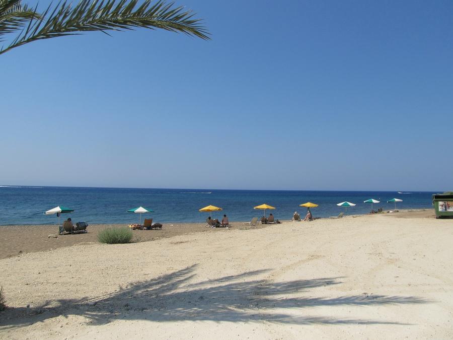 пляж лачи кипр