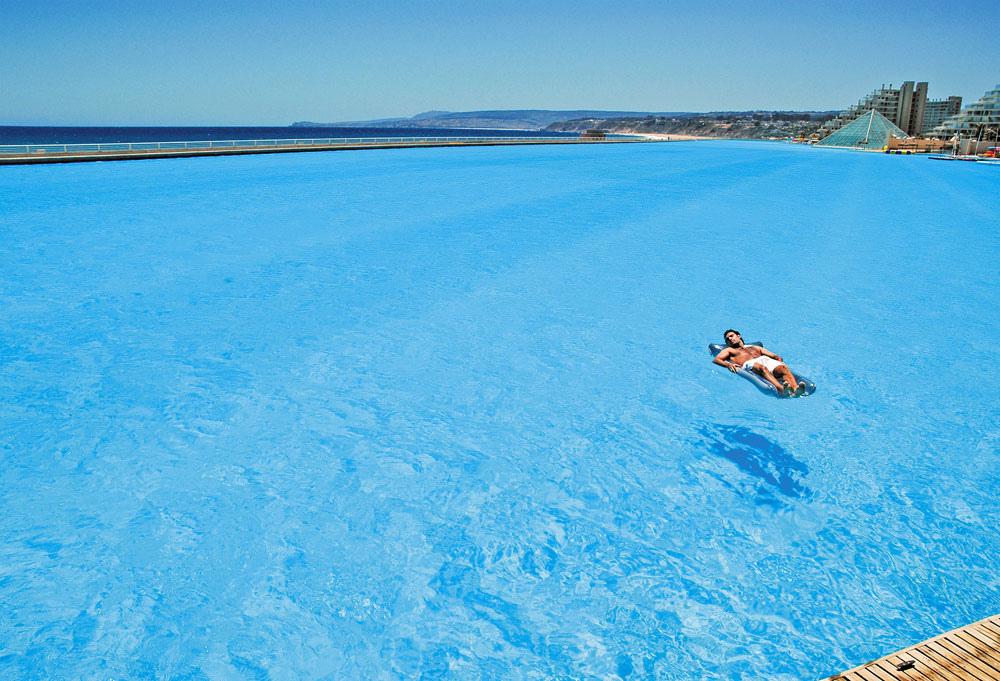 большой бассейн чили