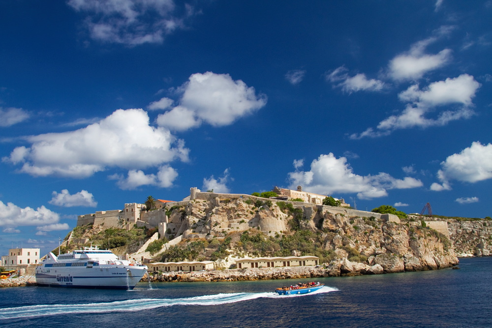 Tremiti islands италия