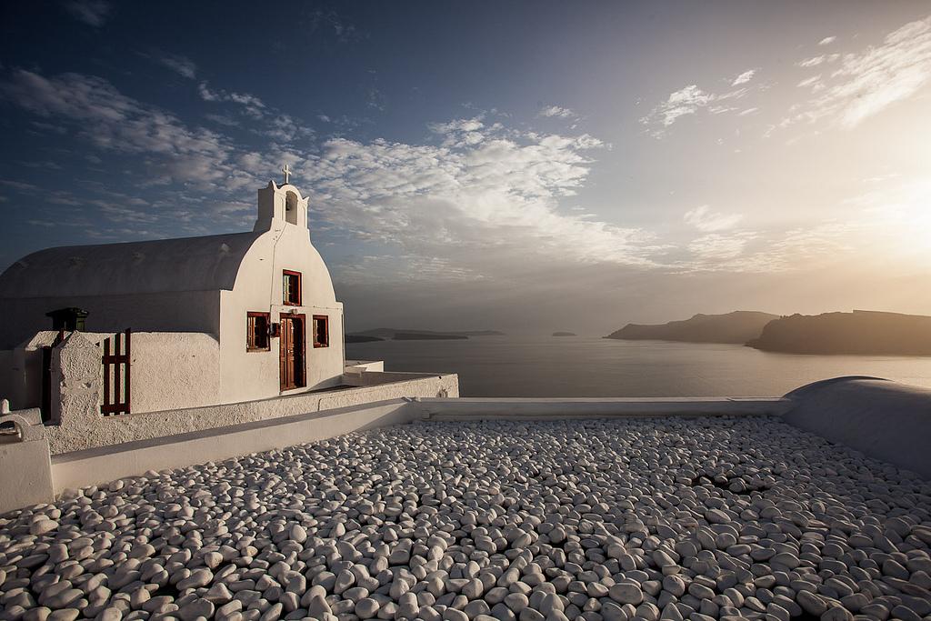 Земельные участки на берегу моря в остров Санторини