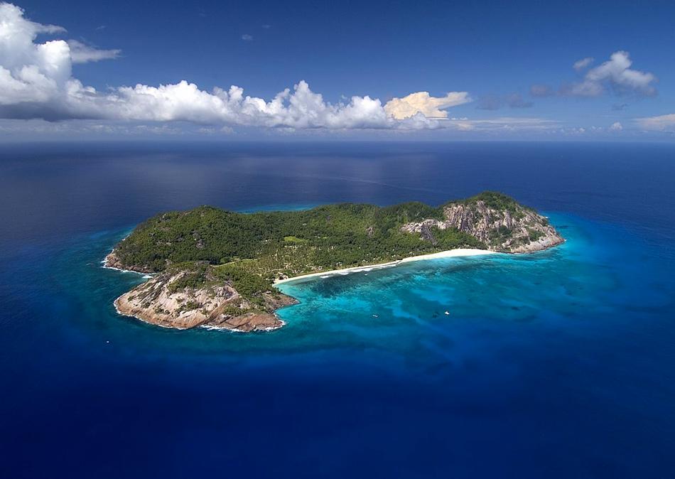North Island сейшельские острова