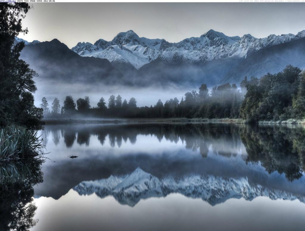 озеро Мэтисон фото