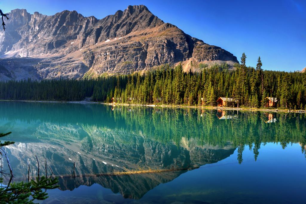 озеро о хара