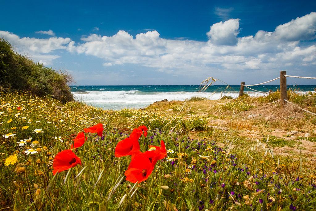 Menorca балеары